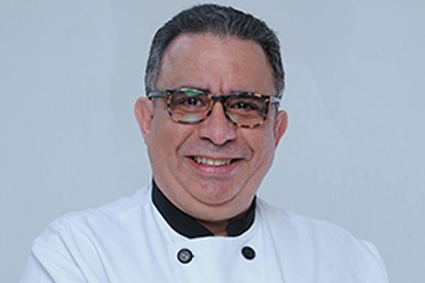 Foto chef Juancho Ortiz