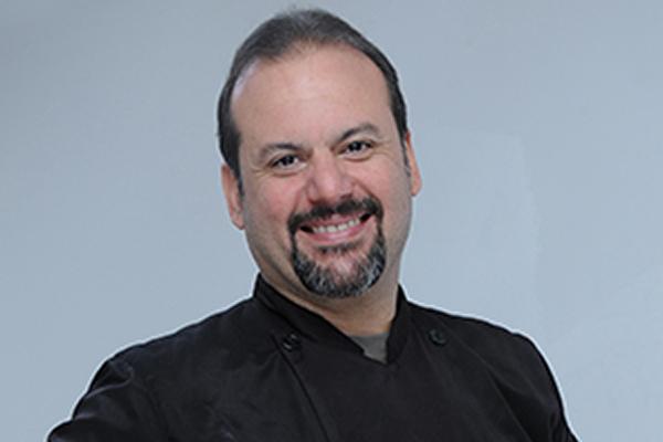 Foto Chef Leandro Díaz